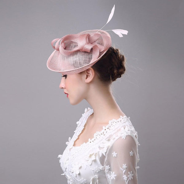 Head Flower Bowknot European Prom Hair Accessories