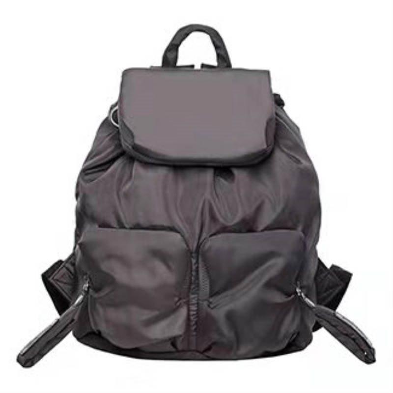 Thread Plain Backpacks