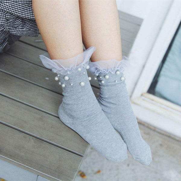 Warm Fall Thin Socks
