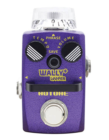 Hotone Skyline WALLY+ Loop Station Looper Guitar Effects Pedal