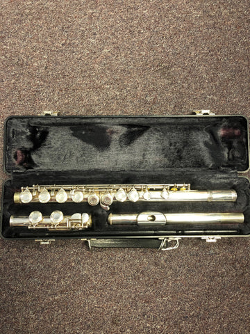 Used Armstrong 104 Flute Certified Used, 30 Day Warranty