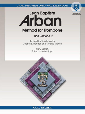 Arban's Complete Conservatory Method for Trombone or Baritone