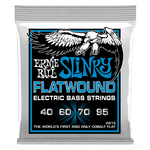 Ernie Ball Extra Slinky Flatwound Bass Strings 40-95