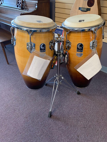 Used Toca 3100NF Elite Pro Congas