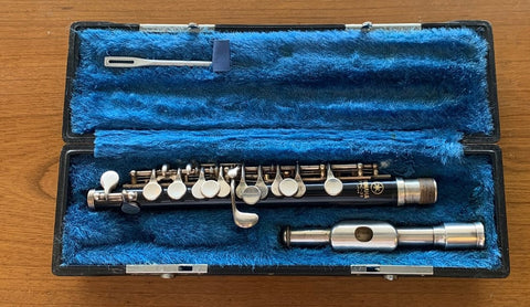 Yamaha YPC-31 Piccolo With Hard Case