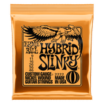 Ernie Ball Nickel Wound Electric Guitar Strings Hybrid Slinky