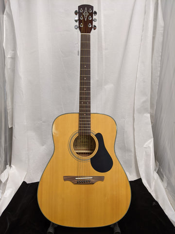 Used Alvarez Acoustic Guitar w/ Case