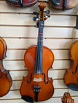 "Used Lewis 15"" Viola w/Case and Bow"