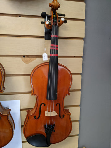 Used Strobel ML80 3/4 Violin w/Case
