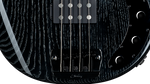 Sterling by Music Man Stingray Ray34 Ash Black Electric Bass