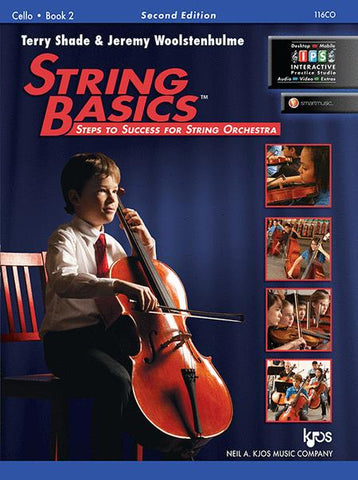 String Basics Cello Book 2