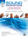 Sound Innovations for String Orchestra, Book 1 Violin