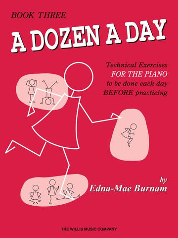 A Dozen A Day - Book Three