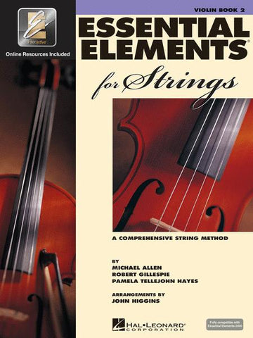 Essential Elements 2000 Violin 2