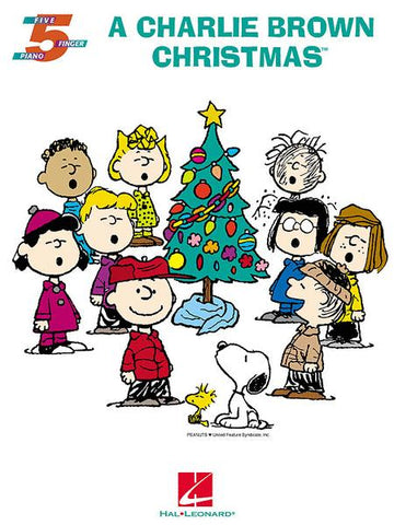 A Charlie Brown Christmas Five Finger
