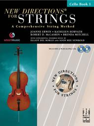New Directions for Strings Cello 1