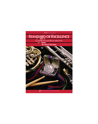 Standard of Excellence Percussion 1E