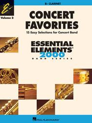 Essential Elements 2000 Con. F. Clarinet 2