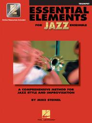 Essential Elements for Jazz Ens Trumpet