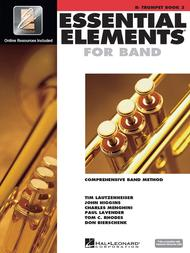 Essential Elements 2000 Trumpet 2