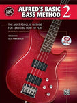 Alfred's Basic Bass Method 2