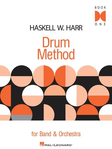 Haskell W. Harr Drum Method Book 1