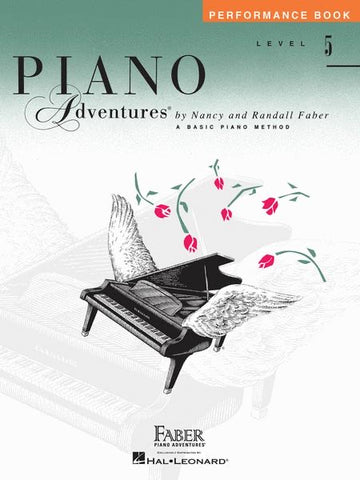 Piano Adventures Perf 5