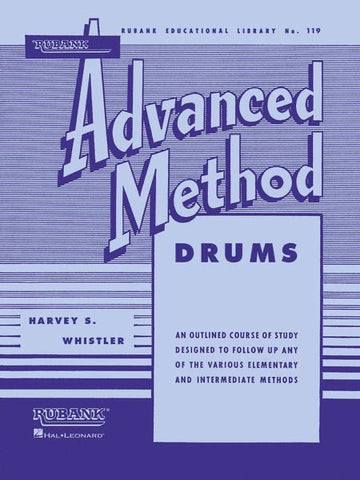 Rubank Advanced Method Drums