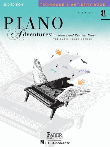 Piano Adventures Tech 3A