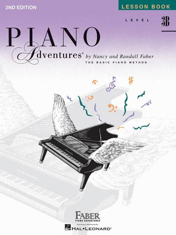 Piano Adventures Lesson 3B