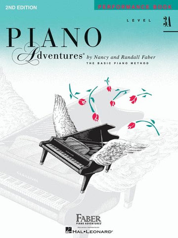 Piano Adventures Perf 3A