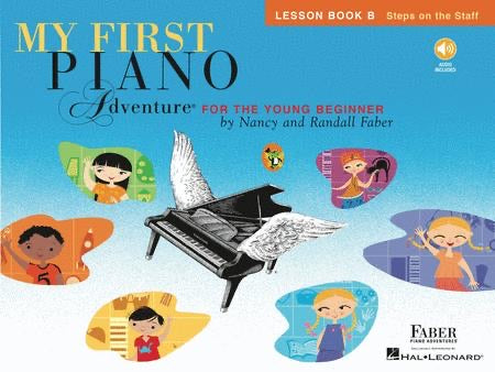 My First Piano Adventure Lesson B