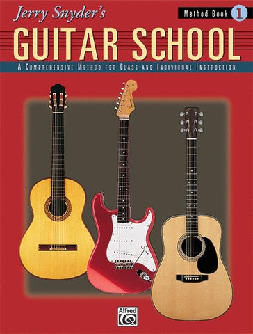 Jerry Snyder's Guitar School Method Book 1