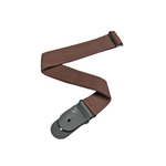 D'Addario Polypropylene Guitar Strap, Brown