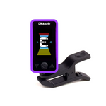 D'Addario Eclipse Headstock Tuner, Purple