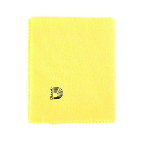D'Addario Untreated Cotton Polish Cloth
