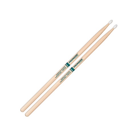 "Promark Hickory 7A ""The Natural"" Nylon Tip drumstick"