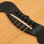 D'Addario Injected Molded Bridge Pins with End Pin Set