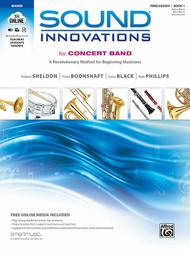 Sound Innovations Percussion 1