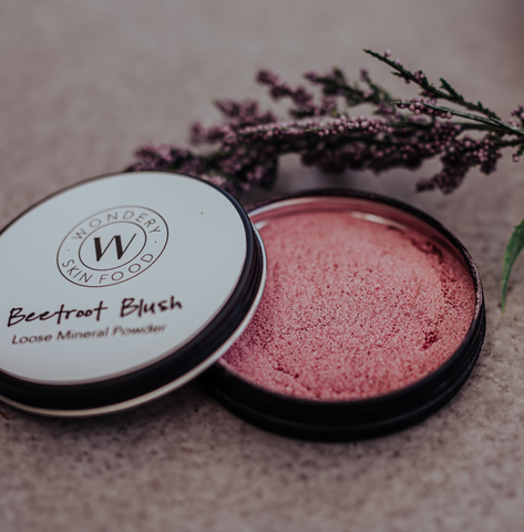 Beetroot Blush - All Natural Loose Mineral Powder