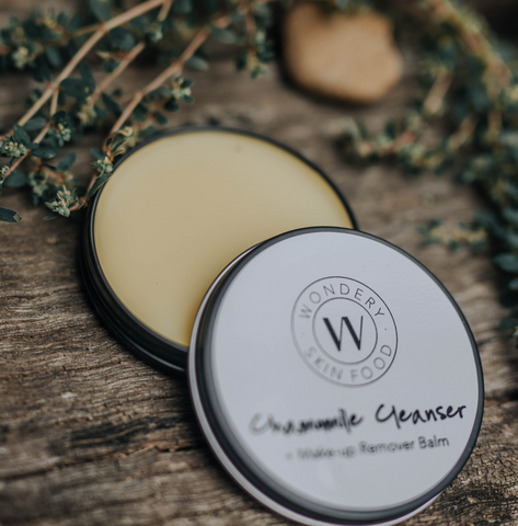Chamomile Cleanser + Make Up Remover Balm