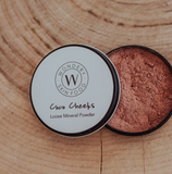 Coco Cheeks - All Natural Loose Mineral Powder