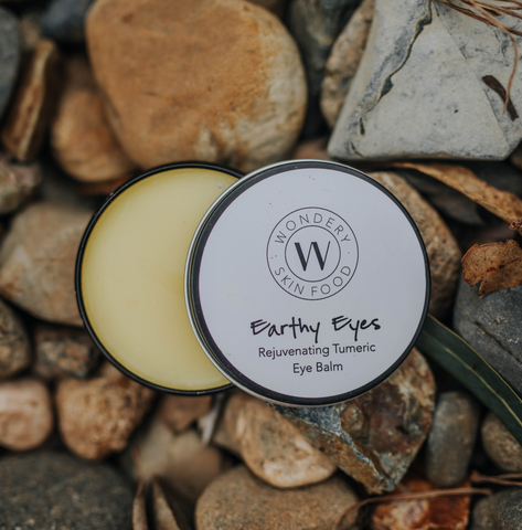 Earthy Eyes Turmeric Eye Balm