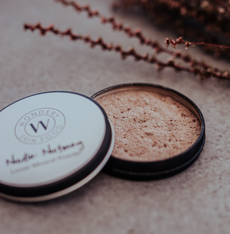 Nudie Nutmeg - All Natural Loose Mineral Powder