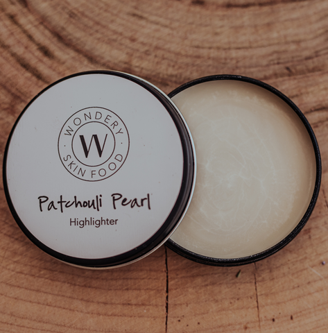 Patchouli Pearl Highlighter - Natural Highlighter