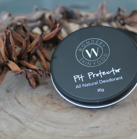 Pit Protector - All Natural Deodorant for Men + Women