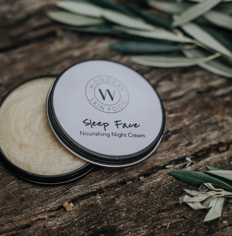 Sleep Face Nourishing Night Cream