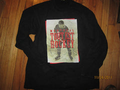Montreal Tout est Hockety Long Sleeve T Shirt XL Canadiens
