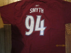 Colorado Avalanche #94 Ryan Smyth T Shirt XL Reebok
