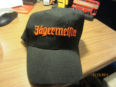 Jagermeister Logo Adjustable hat New With Tags